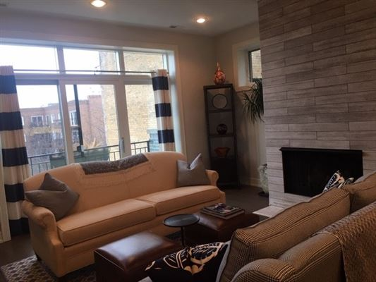 a sweet penthouse condo with great natural light luxury real estate