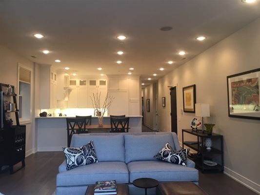 Luxury properties a sweet penthouse condo with great natural light
