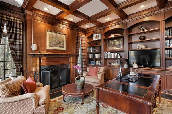 ultra chic East Kenilworth home luxury real estate