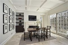Luxury real estate ultra chic East Kenilworth home