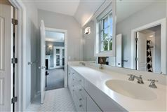ultra chic East Kenilworth home luxury homes