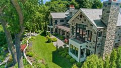 Mansions captivating lakefront luxury