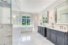 Luxury homes gorgeous WATERFRONT estate