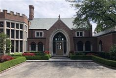 magnificent estate overlooking Lake Michigan luxury real estate