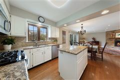 Luxury homes in this Hinsdale gem is sure to please