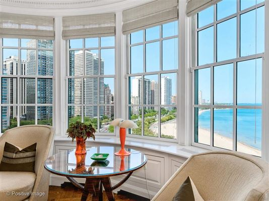 unbelievable penthouse in premier luxury Lake Shore building mansions