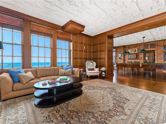 unbelievable penthouse in premier luxury Lake Shore building luxury real estate
