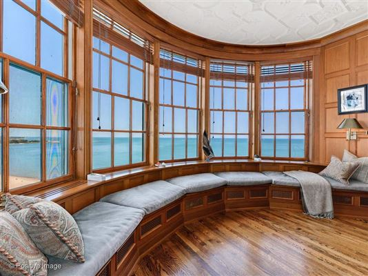 Luxury properties unbelievable penthouse in premier luxury Lake Shore building