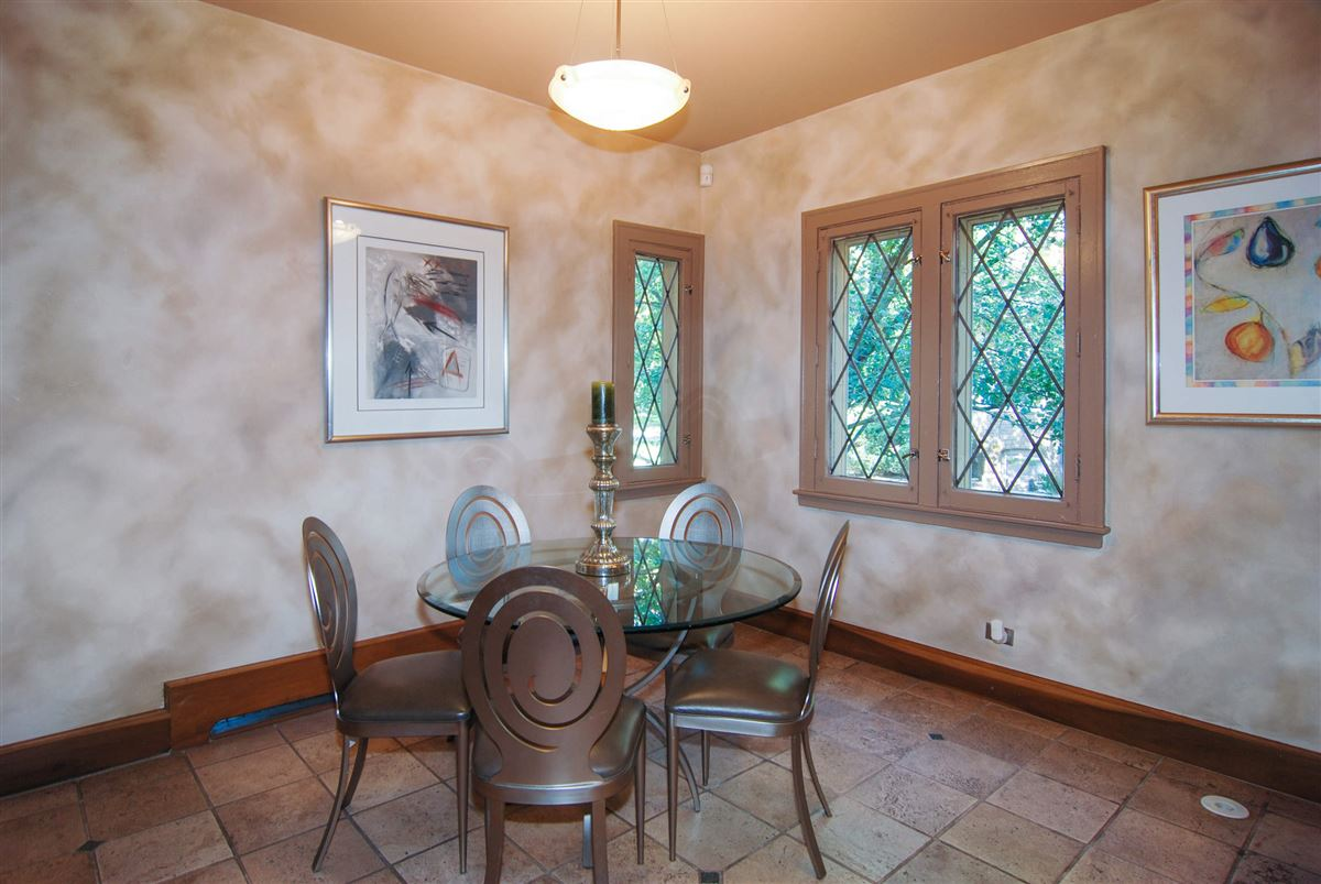 Luxury properties Remarkable River Forest Tudor