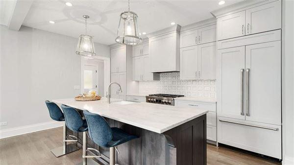 Luxury homes in an extraordinary new custom home