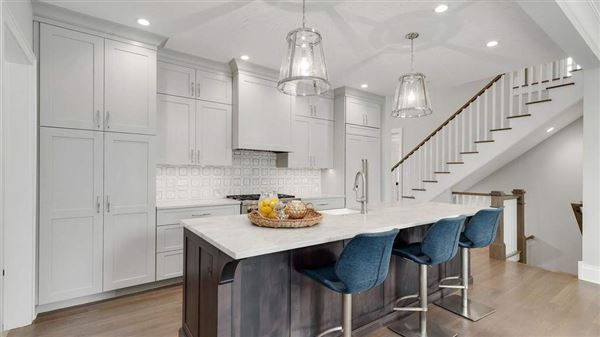 Mansions in an extraordinary new custom home