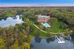 Luxury homes in Elegant Estate in prestigious Barrington Hills