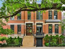 Luxury real estate outstanding home and coach house  in east lincoln park