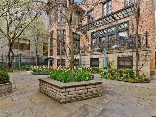 Luxury homes outstanding home and coach house  in east lincoln park