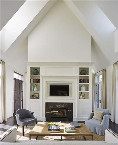 Luxury homes Contemporary new construction