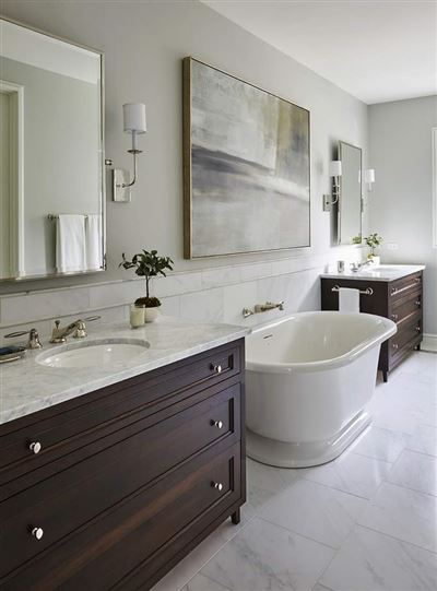 Luxury homes in Contemporary new construction
