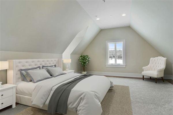 Luxury homes Breathtaking stone estate