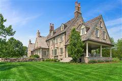 Breathtaking stone estate luxury homes