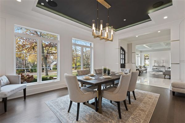 Luxury real estate sun-drenched home with the finest of finishes