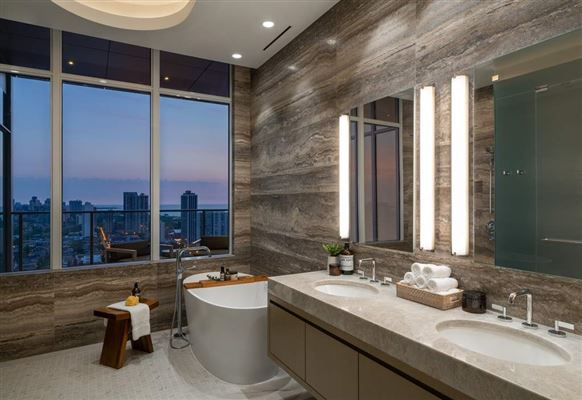 Luxury real estate The Penthouse Presented by LEVEL