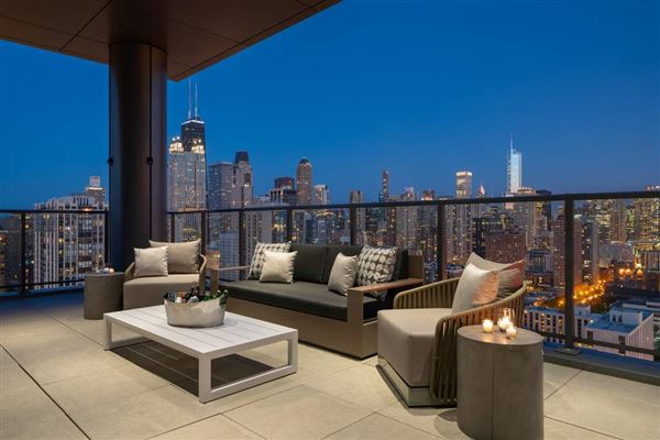 The Penthouse Presented by LEVEL luxury real estate