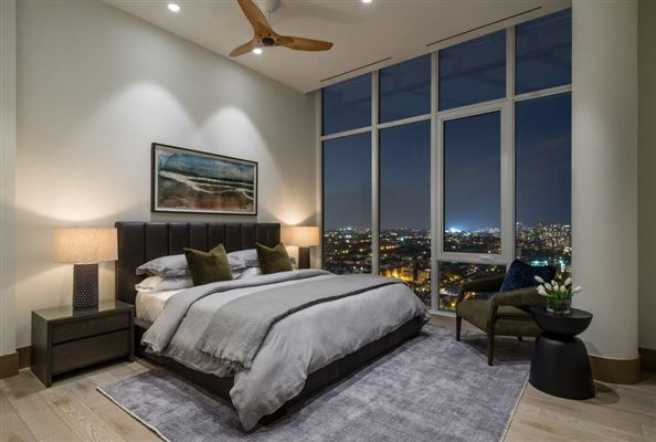 The Penthouse Presented by LEVEL luxury properties