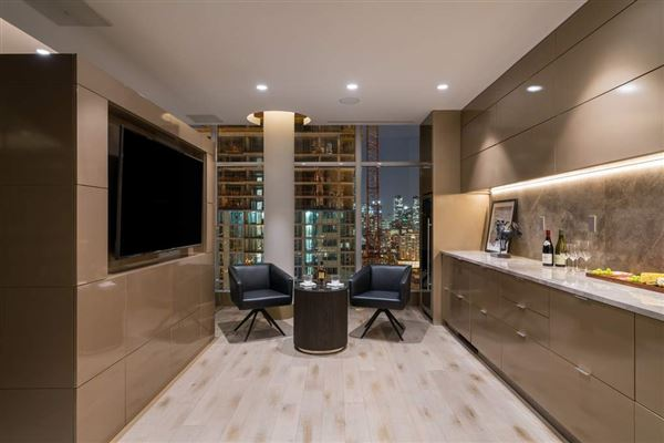 The Penthouse Presented by LEVEL luxury homes