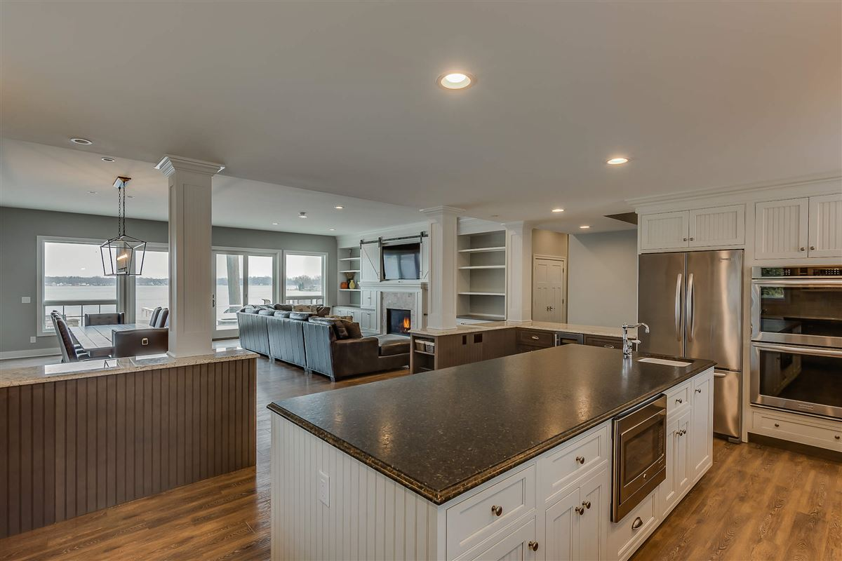 This Grand Home Provides Amazing Lake Views luxury homes