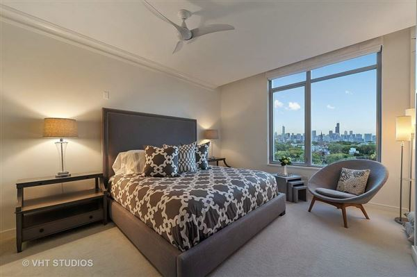 Luxury real estate sophisticated two bedroom at Webster Square