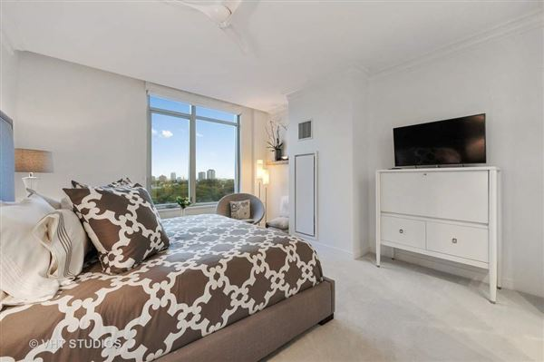 sophisticated two bedroom at Webster Square luxury real estate