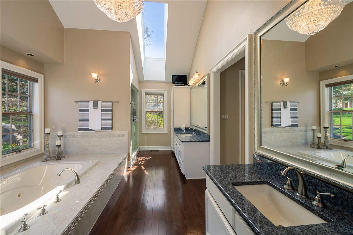 Luxury real estate Stone and cedar Cape Cod home