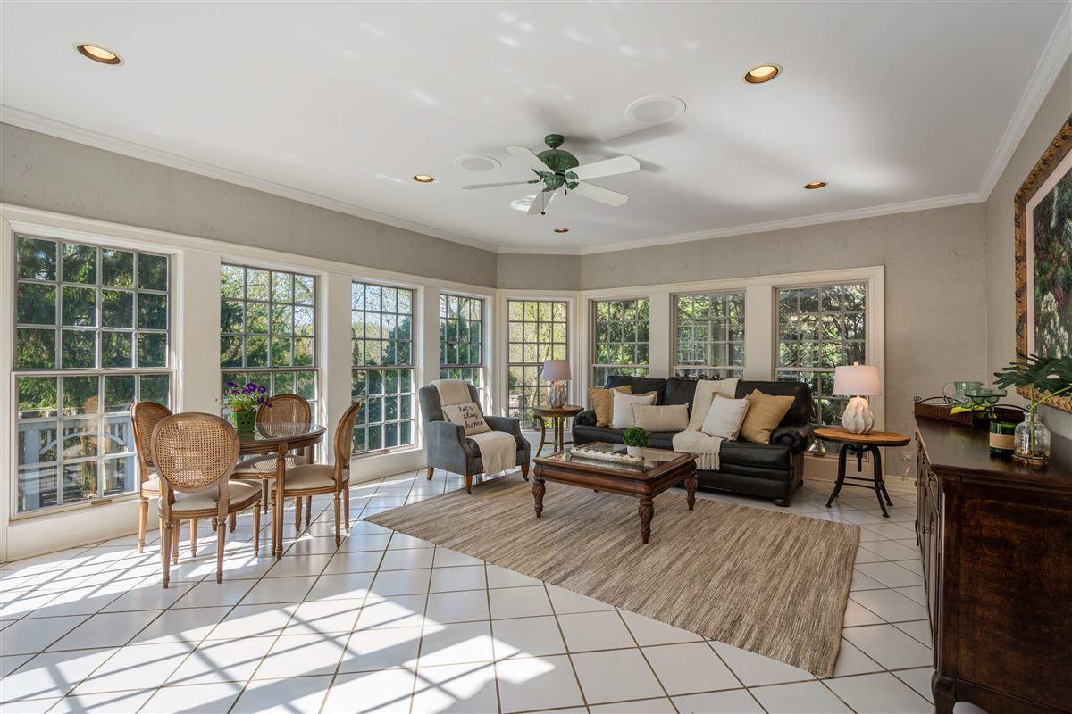 Luxury properties Stone and cedar Cape Cod home
