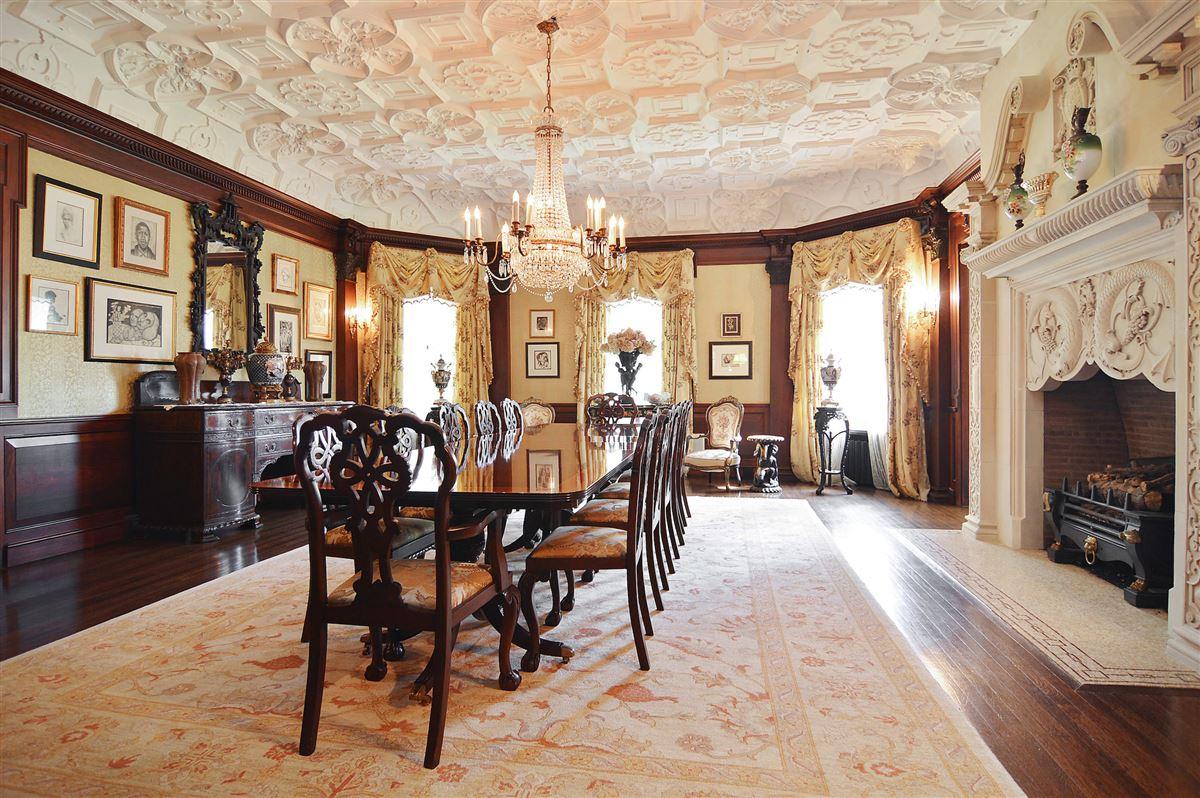 The Goodman Mansion luxury homes