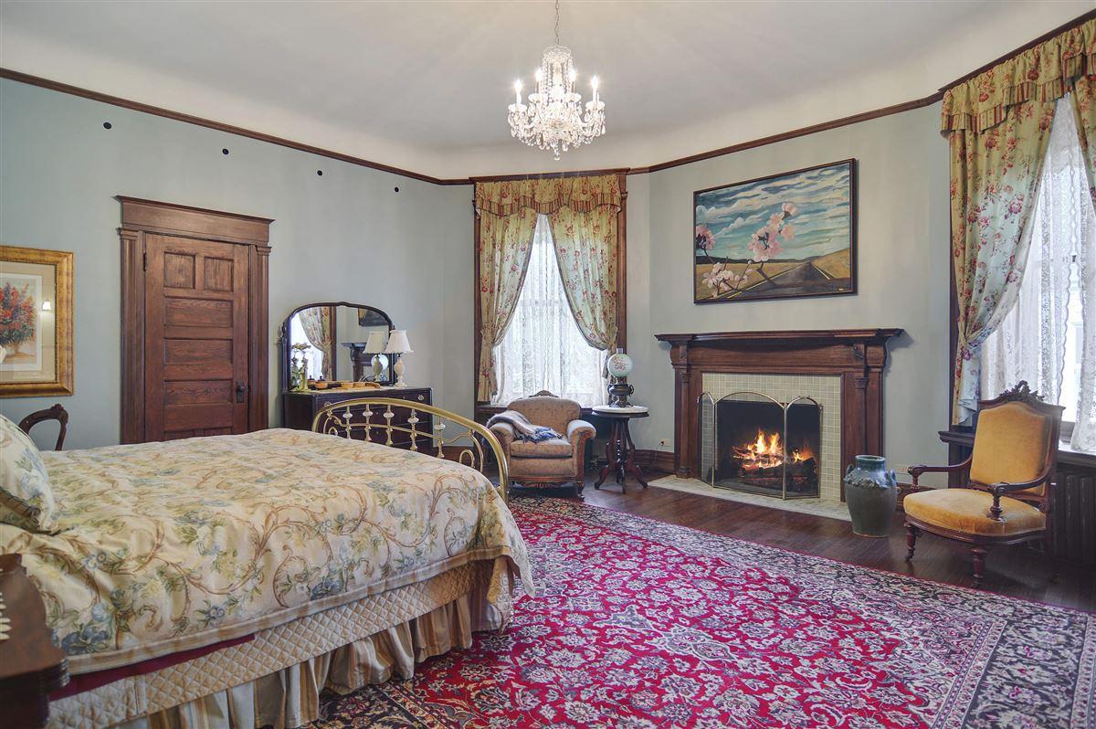 The Goodman Mansion luxury real estate