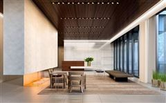 Mansions in Meticulously designed condominium
