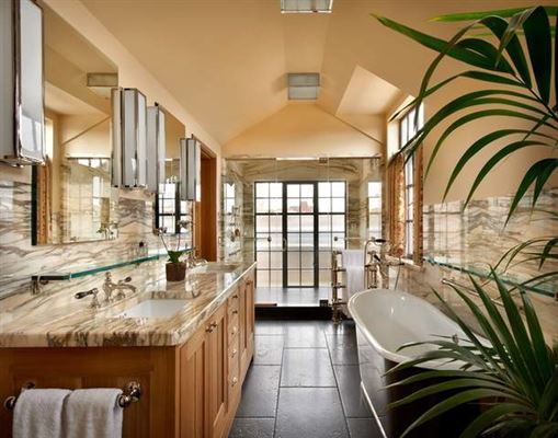 Outstanding home with many features mansions