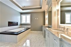 Truly remarkable new construction on estate-sized lot  luxury homes