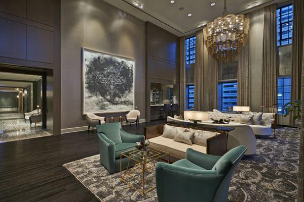 Full Floor Ritz Carlton Penthouse Illinois Luxury Homes
