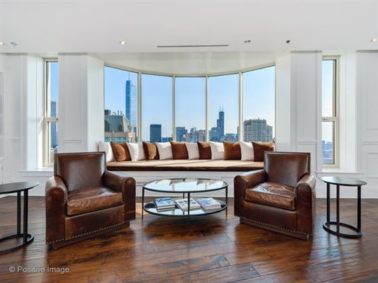 Luxury homes expansive home offers 360-degree views