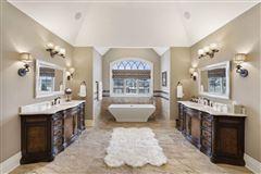 Mansions in exquisite custom estate
