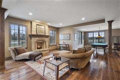 Luxury homes in exquisite custom estate