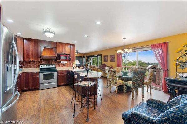 Luxury properties a beautiful ranch home