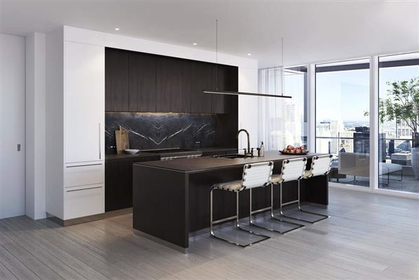 Luxury homes luxury four bedroom penthouse at 1000M
