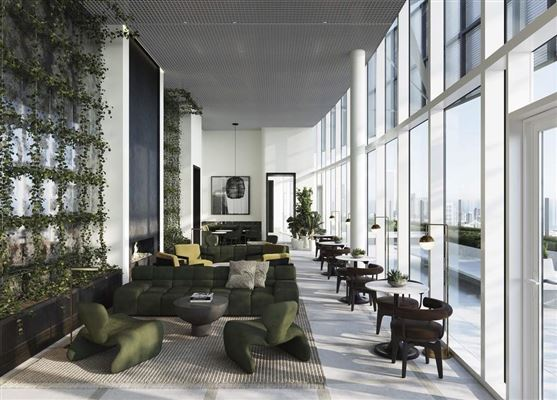 Luxury properties luxury four bedroom penthouse at 1000M