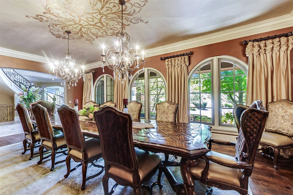 one-of-a-kind Italian inspired home luxury properties