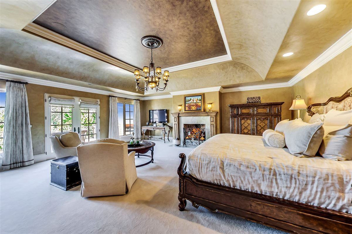 Luxury homes one-of-a-kind Italian inspired home