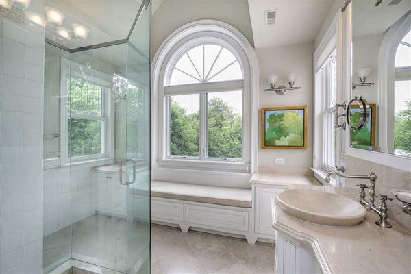 Luxury properties recently built classic home