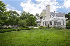 Luxury homes in recently built classic home