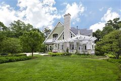Mansions in recently built classic home