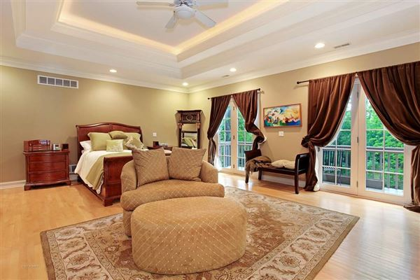 Luxury homes in grand rental home with the best of everything
